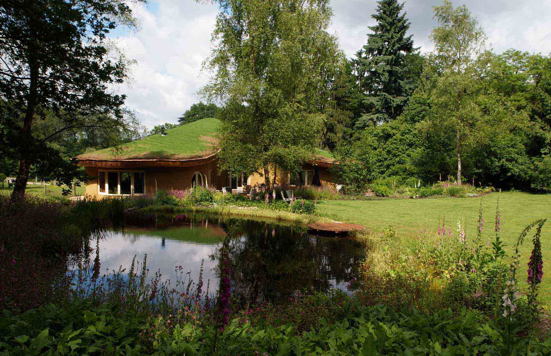 Tablinum Tijmes - Jan Tijmes architectuur - eco huis