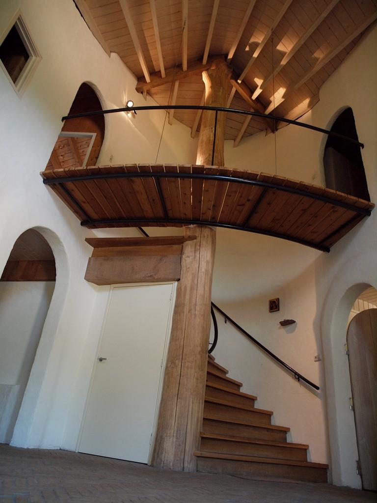Tablium Tijmes - eco architectuur - interieur